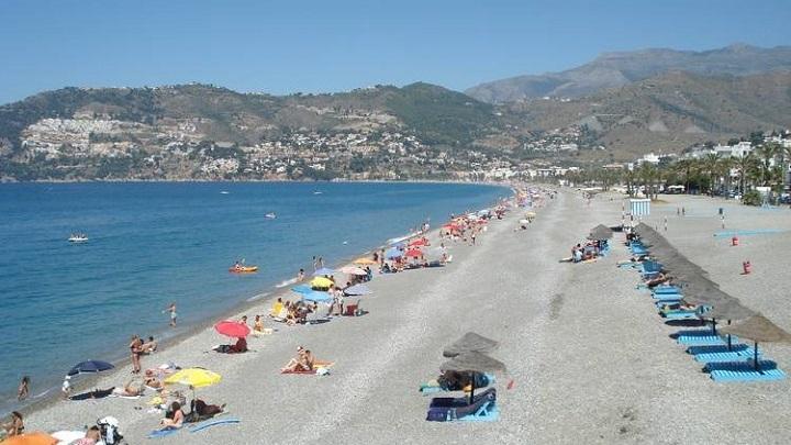Playa de la Herradura Granada1