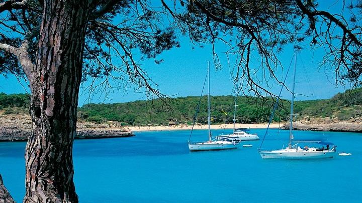 Cala Mondrago Mallorca1