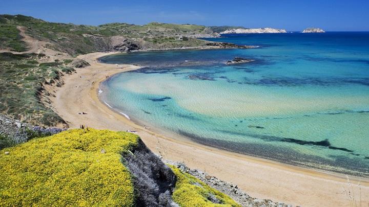 Playa de Cavalleria Menorca1
