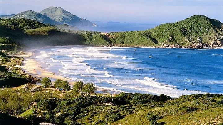 Praia do Rosa Brasil
