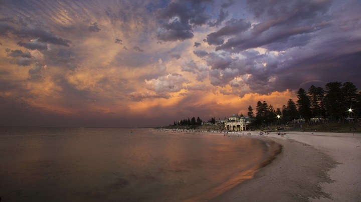 Cottesloe Beach playa