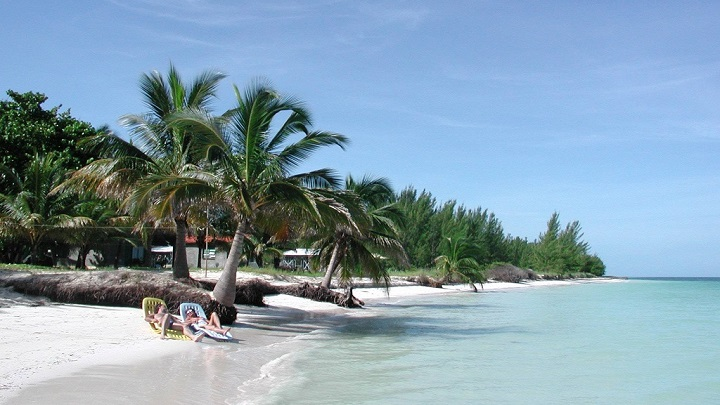 Playa Pilar Cuba