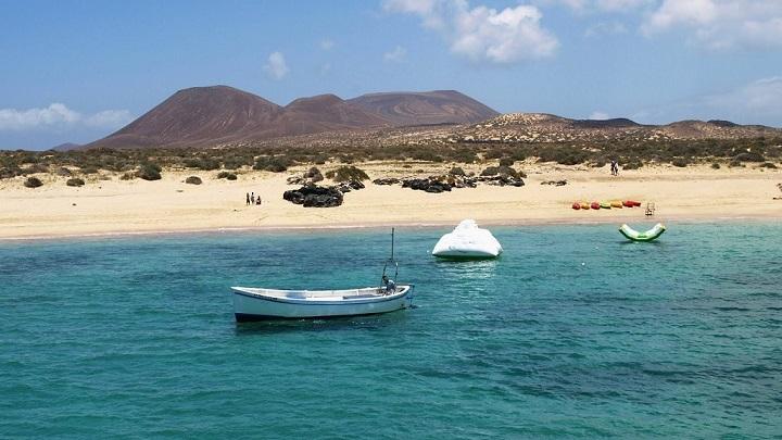 playa la francesa Lanzarote1