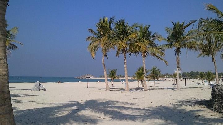 Al Mamzar Beach Park Dubai1