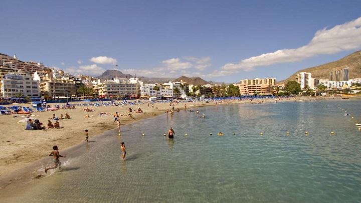 Playa de los Cristianos Tenerife