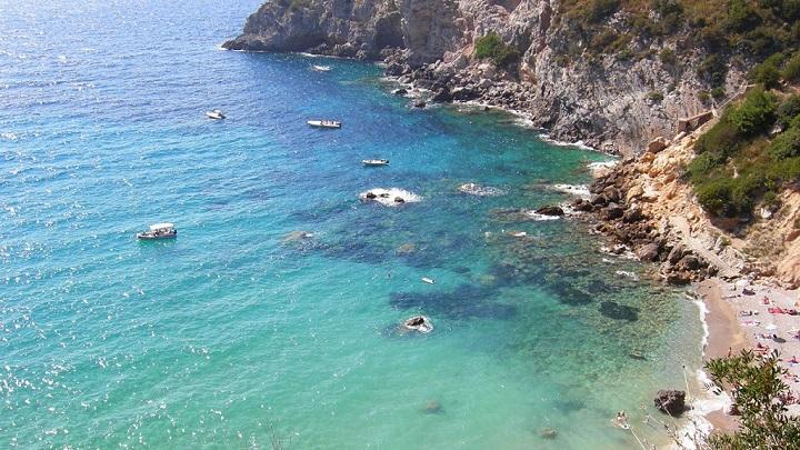 Cala Gesso Italia1