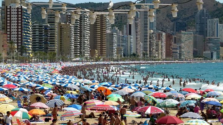 Playa de Levante Benidorm1