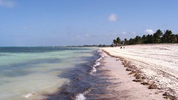 playa Santa Lucia Cuba1