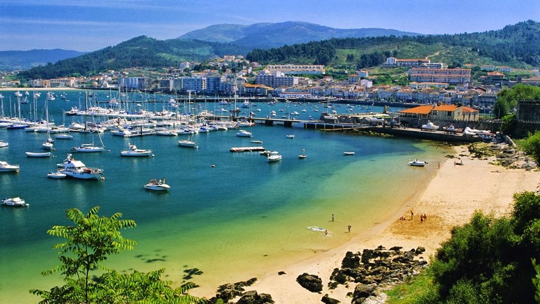 a0bdd2b9cb190 La preciosa Playa de Barbeira en Vigo