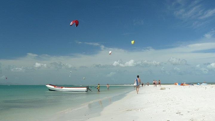 El Yaque Isla Margarita