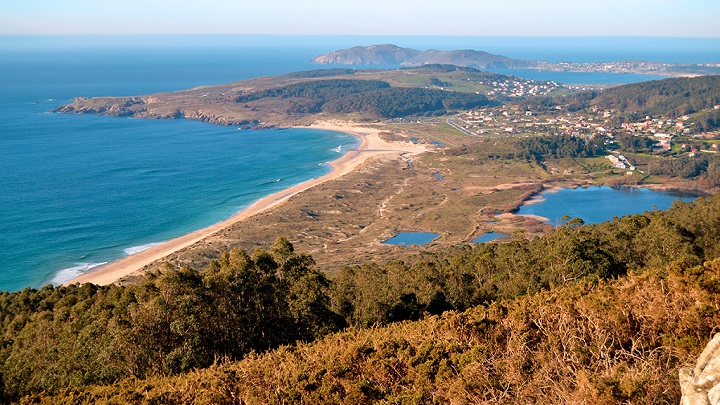 Playa Doninos Galicia