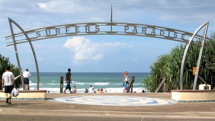Surfers Paradise Beach Australia1