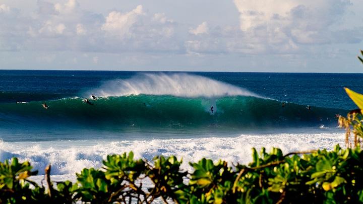 Pipeline hawai