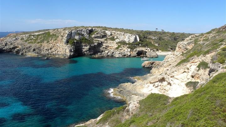 Cala Marmols Mallorca1