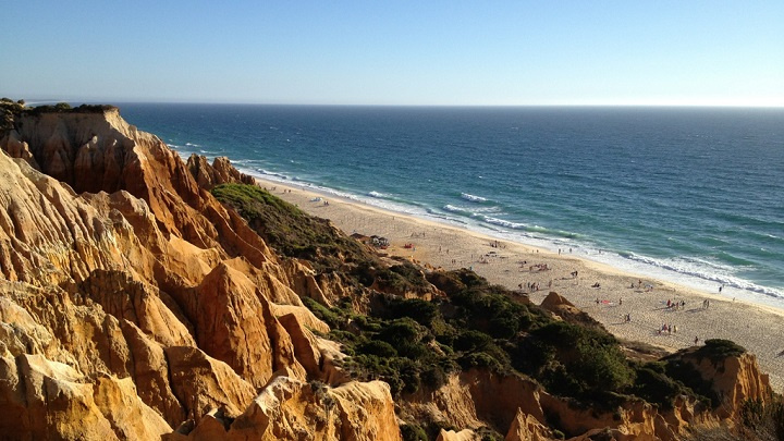 Praia da Gale Portugal