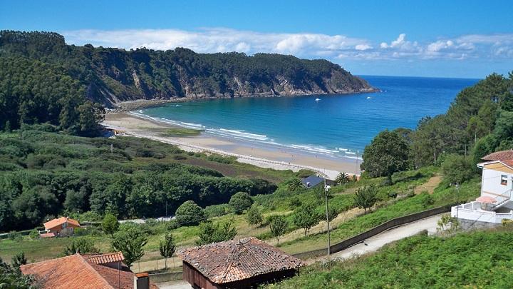 Concha de Artedo Asturias