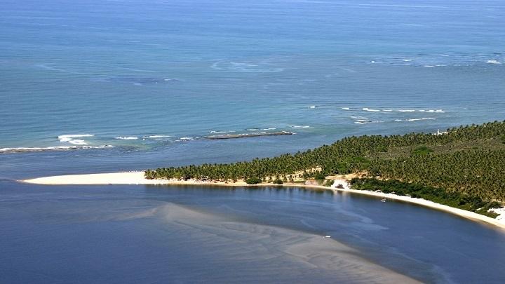 Praia do Gunga Brasil