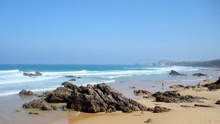 Playa de Valdearenas Cantabria1