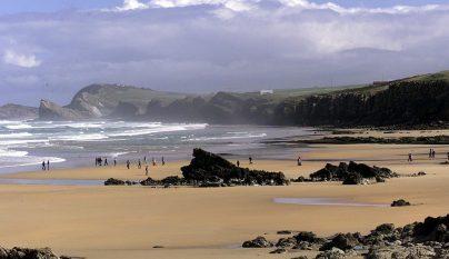 Playa de Valdearenas destacada