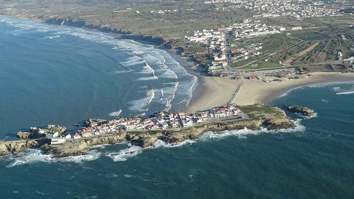 Praia Baleal Portugal