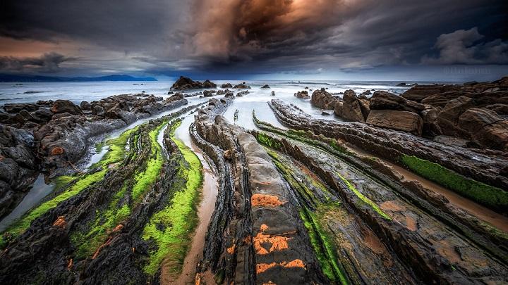 Playa de Barrika Vizcaya