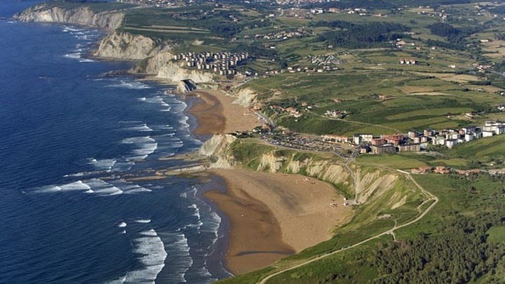 Playa de Barrika Vizcaya1