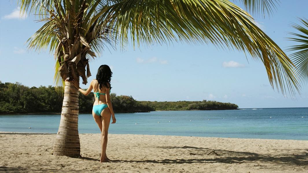 Vieques Sun Bay Beach