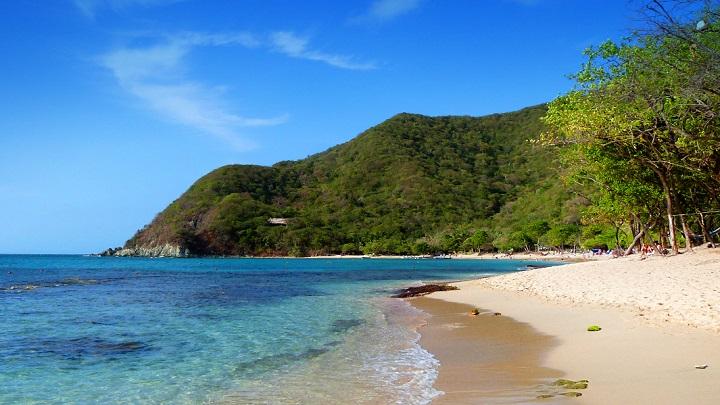 Playa Cristal Tayrona