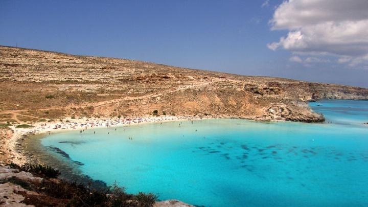 Conigli-beach
