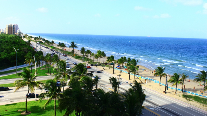 Fort-Lauderdale-playa
