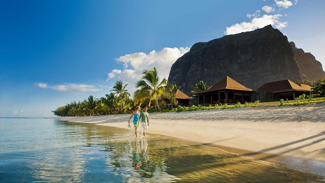 Le Morne Beach, una de las mejores playas de Mauricio