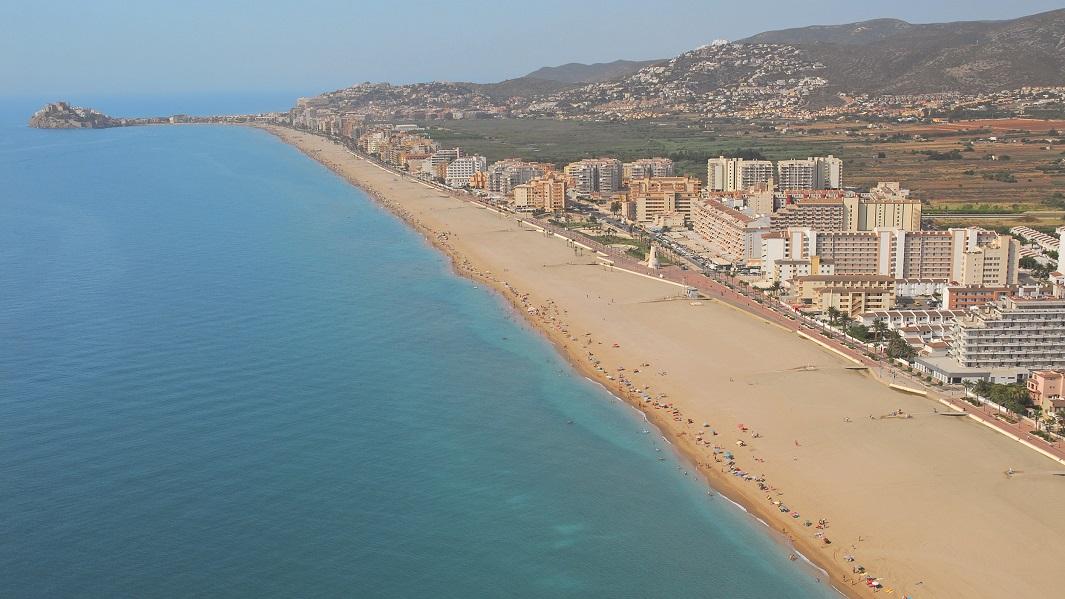 Resultado de imagen de Playa-Norte-de-Peñíscola