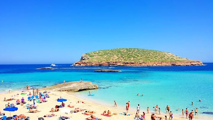 Cala-Comte-Ibiza