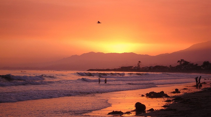 Carpinteria-Beach