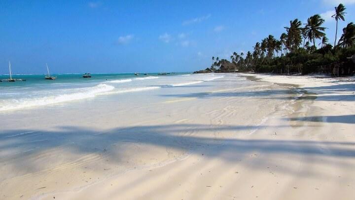 Matemwe-Beach