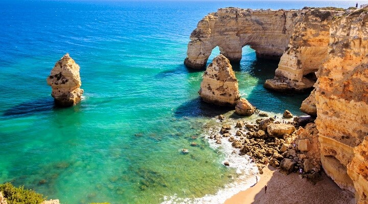 Praia-da-Marinha