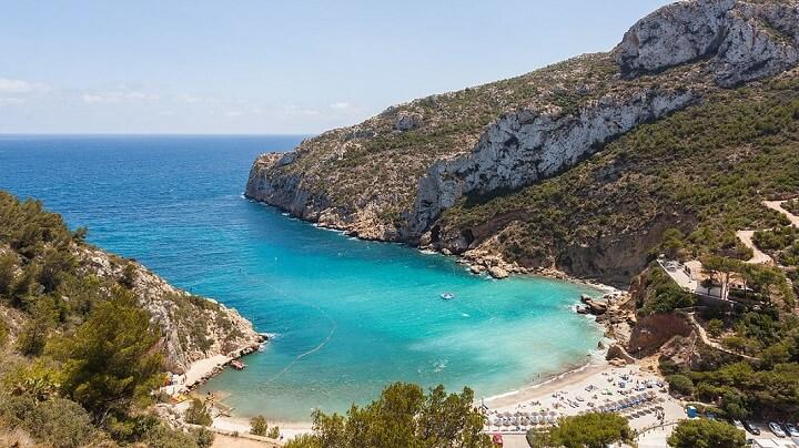 Cala-Granadella-Alicante