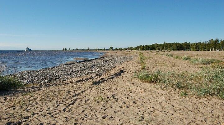 Nallikari-Beach