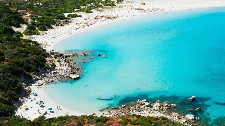 Villasimius-playa