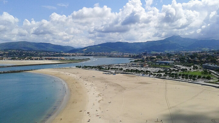 playa-Hondarribia