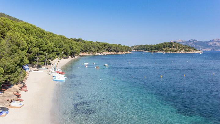 Playa-Formentor