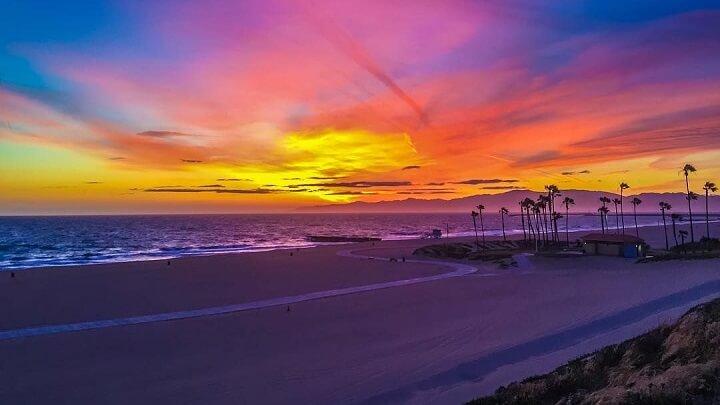 Playa-del-Rey-puesta-de-sol