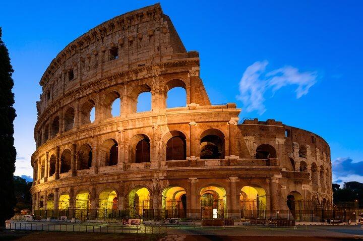 Roma-coliseo-Italia